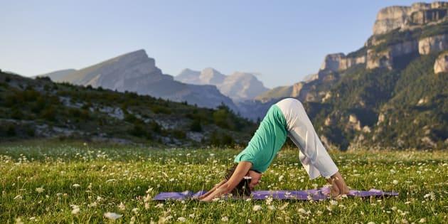 Yoga como prop sito de a o nuevo el huffington post - Casa cuadrau ...