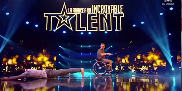"""La France a un incroyable talent"": Florent et Justin auteurs d'une performance bluffante"