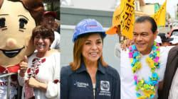 El drama, la tensión y el colorido de las campañas electorales del