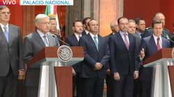 #Transición2018: AMLO y Peña acuerdan cómo será el cambio de