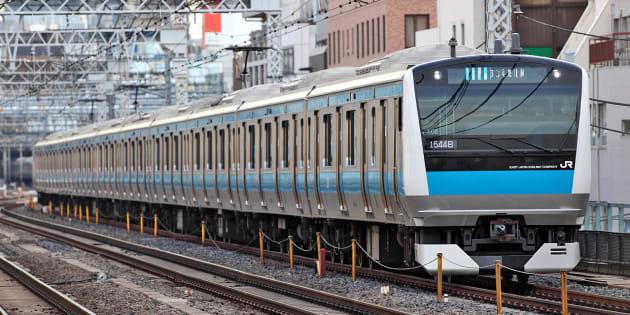 京浜東北線的圖片搜尋結果