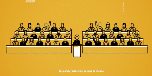 Programa político do PSDB, que defendeu o parlamentarismo.