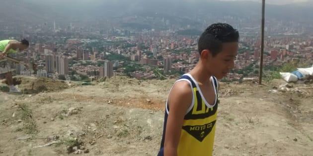 Yenny e Andres e la rinascita di Comuna 13, favela colombian
