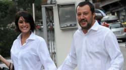 Salvini e Isoardi di nuovo insieme? Fotografati mano nella mano a