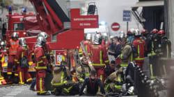 Explosión por fuga de gas en París deja varios
