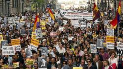 PP, PSOE y Cs rechazan una reforma para poder juzgar los crímenes del