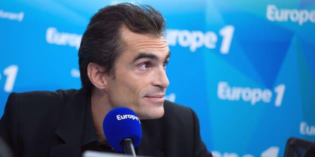 """Le philosophe d'Europe 1, Raphaël Enthoven, a consacré sa chronique au présentateur des """"Z'amours"""" évincé par France 2."""