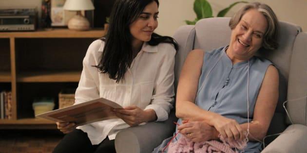Cena do filme 'Querida Mamãe', que inaugura o Projeta às 7.