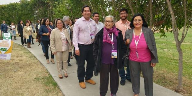 Para participar, debían ser mexicanos, tener la intención de votar y no tener una afiliación política.