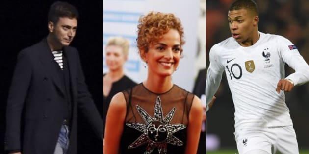 Hedi Slimane, Leïla Slimani et Kylian Mbappé sont les trois Français les plus influents dans le monde.