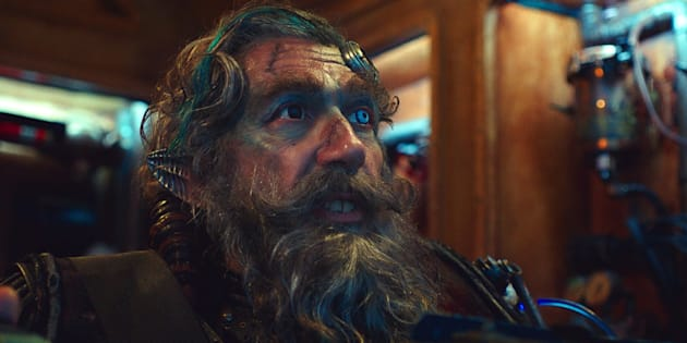 """Mais qui est ce drôle de marin dans """"Valérian et la Cité des mille planètes"""" de Luc Besson?"""