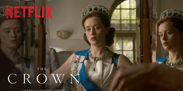 """Il n'y aura ni """"nichon royal"""" ni scènes de sexe dans la saison 2 de The Crown"""