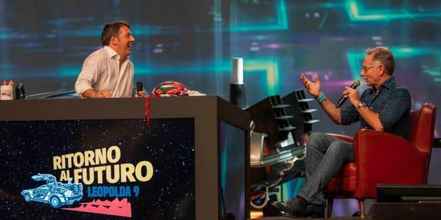 La Leopolda diventa un format tv. Sognando Mediaset
