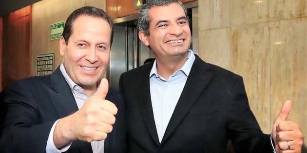 Nombran a Eruviel Ávila líder del PRI en la CDMX