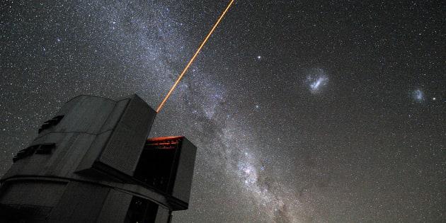 Des signaux détectés autour d'une planète proche de la Terre — Etrange