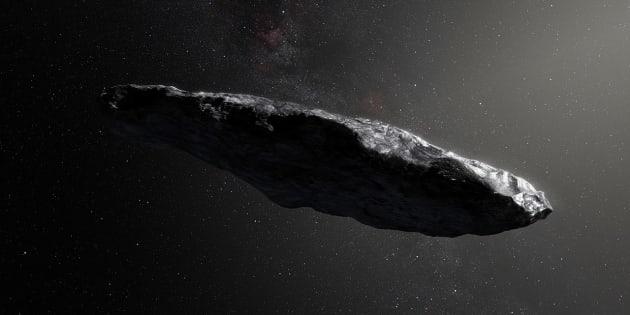 On en sait plus sur l'histoire chaotique d'Oumuamua