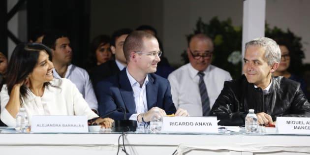 Jorge Castañeda, coordinador estratégico en campaña de Ricardo Anaya