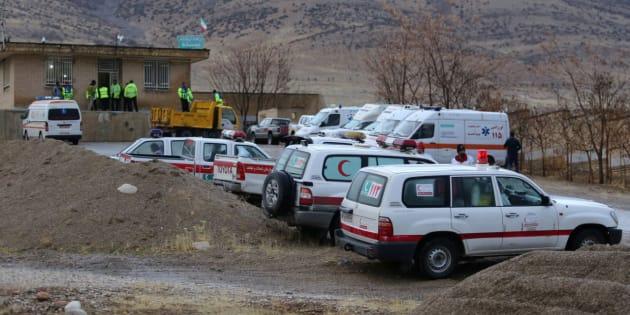 Reprise des opérations pour retrouver l'avion disparu en Iran, une centaine de pics à explorer.