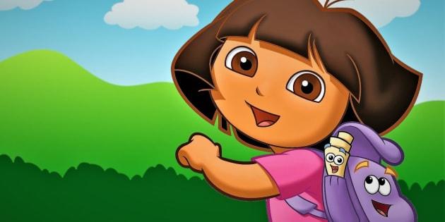 Paramount dévoile la première image du film sur Dora l'exploratrice