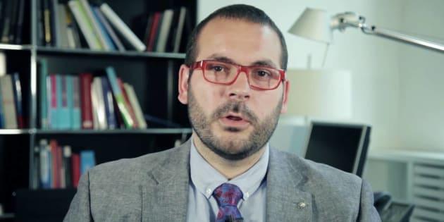 David Bote, alcalde de Mataró.