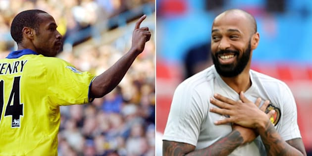 Brésil-Belgique à la Coupe du monde 2018: Impassible quand il jouait, Thierry Henry est beaucoup plus expansif sur le banc belge.