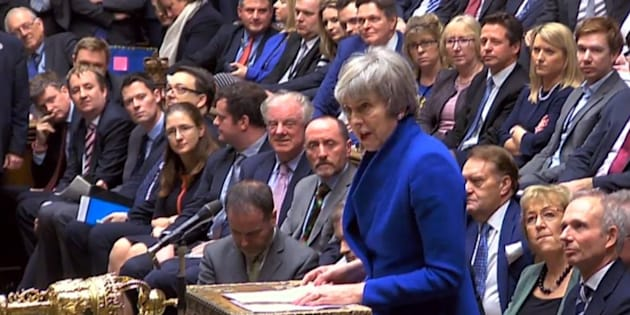 British Prime Minister Theresa May plans to present her Brexit plan B deal to MPs in coming days