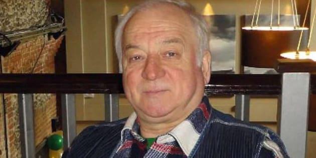 Sergei Skripal, el agente envenenado en Reino Unido.