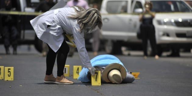 El periodista y escritor Javier Valdez, asesinado en mayo en Culiacán (México).