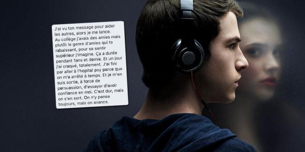 """La série """"13 Reasons Why"""" a fait son apparition sur Netflix le 31 mars."""