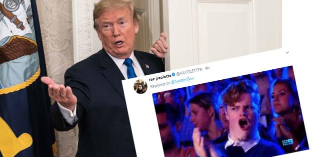 L'employé de Twitter qui a désactivé le compte de Donald Trump, nouveau héros du réseau social.