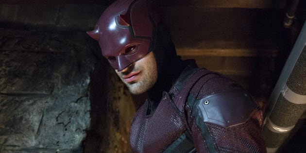 O ator Charlie Cox é quem dava vida ao protagonista Matt Murdock na série.