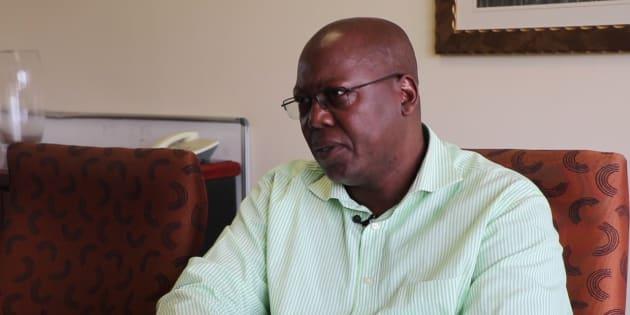ANC provincial task team leader in KwaZulu-Natal, Mike Mabuyakhulu.
