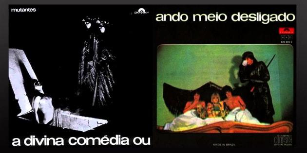A música 'Jogo de Calçada', do disco 'A divina comédia ou ando meio desligado', saiu das mãos de Wandler.