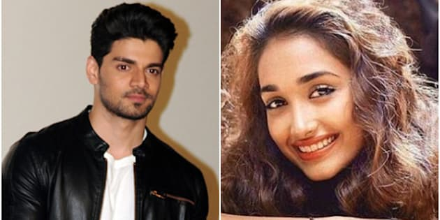 Sooraj Pancholi and Jiah Khan. Jiah was found hanging at her Mumbai residence on June 3, 2013.