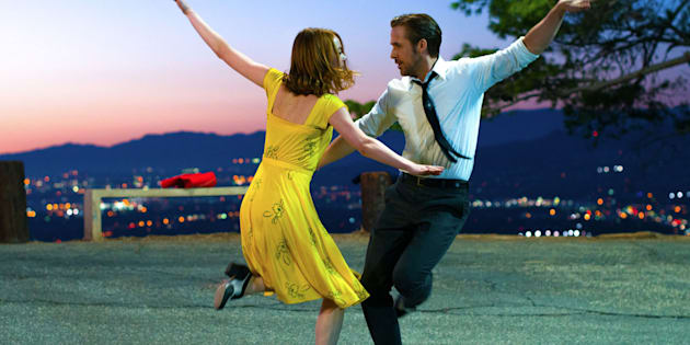 'La La Land' leads the pack in #GoldenGlobe nominations