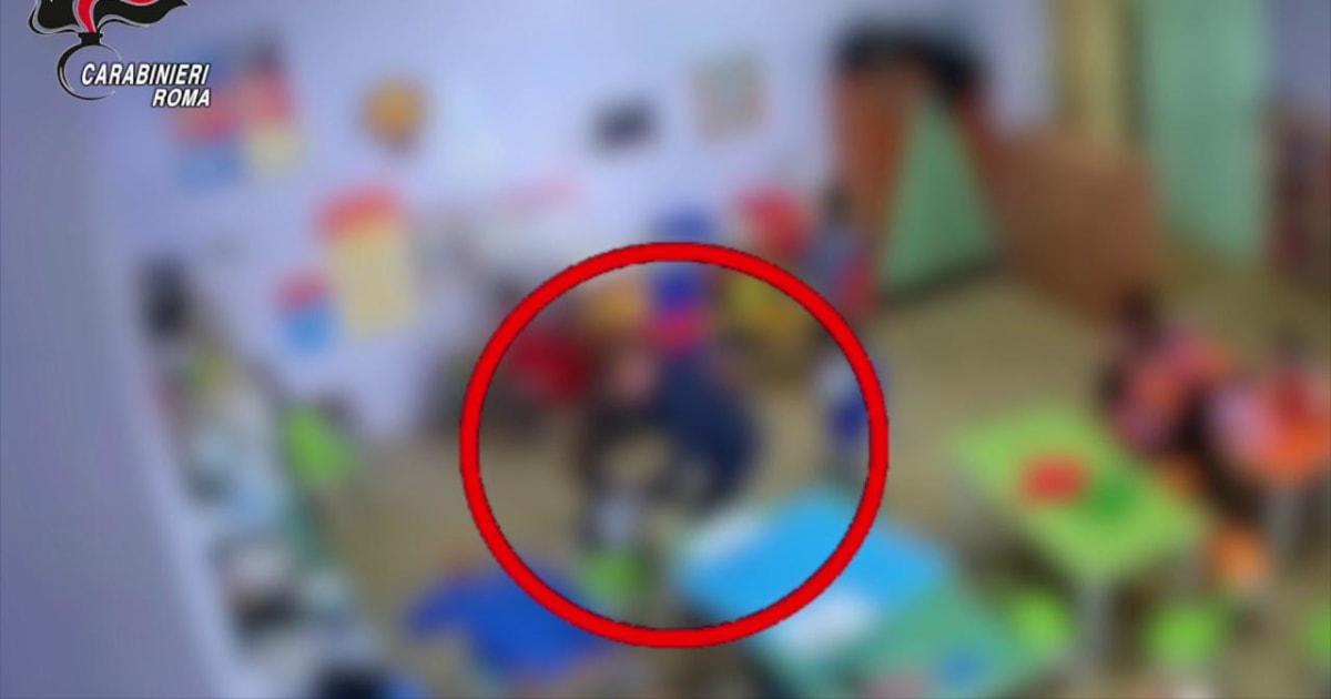 """""""Insulti e colpi alla testa"""". Arrestate tre maestre per maltrattamenti su bambini di un asilo nido ai Castelli Romani"""
