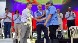Corrupção e cocaína ameaçam um acordo final de paz na