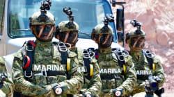 Otro desafortunado evento en el que la Marina sale