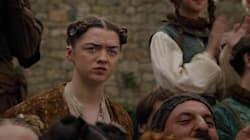 Arya Calls Out 'Game Of Thrones' Critics In Deleted