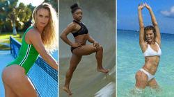 Eugénie Bouchard et Serena Williams à l'honneur dans le