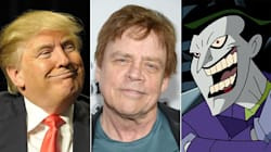 Lu par la voix du Joker, ce tweet de Trump est