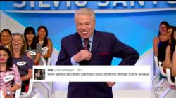 Sai acaju, entra platinado: As pessoas estão adorando a versão 2017 de Silvio
