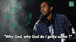 Kendrick Lamar a caché un message dans son dernier album