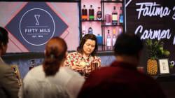 La bartender mexicana Fátima León entra al top 10 del