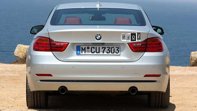 BMW swaps 30i and 40i models into 2017 2, 3, and 4 Series
