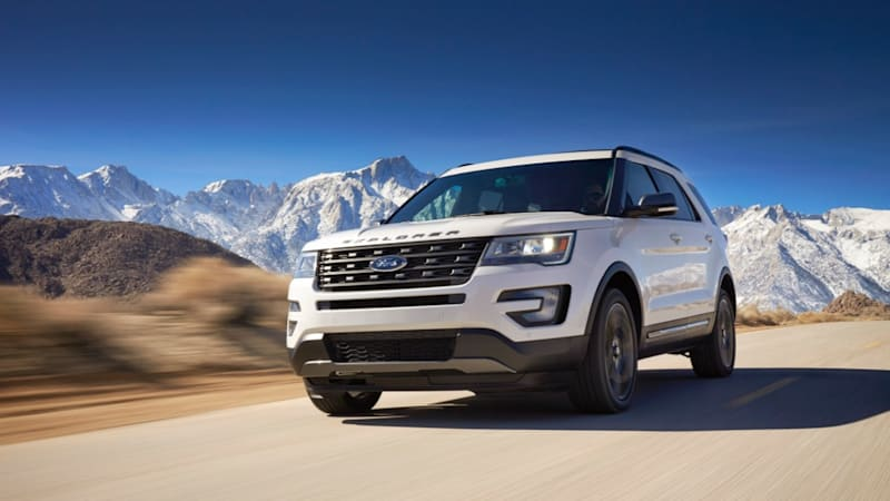Ford Explorer Exhaust Leak >> Ford Urged To Recall Explorers To Fix Dangerous Exhaust Leaks Autoblog