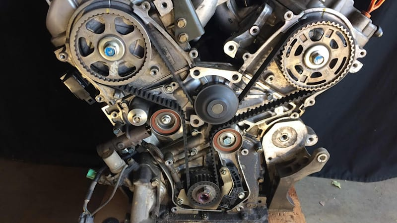 Symptoms Of A Bad Or Failing Timing Belt