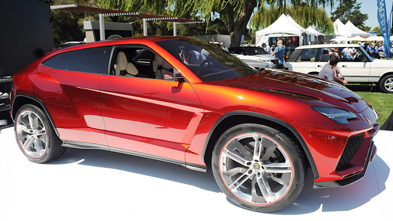 Lambo Urus To Stay True To Concept But Almost Didn T Happen Autoblog