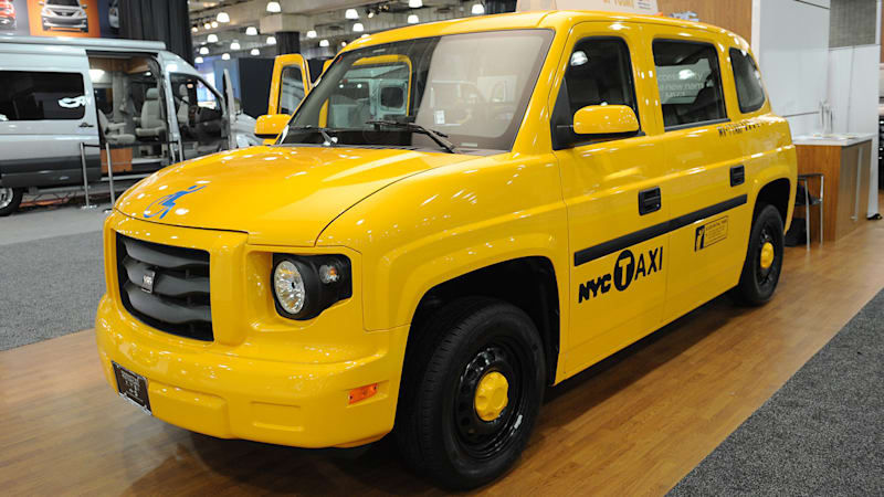 Vpg Mv 1 For Sale >> How a New York cabby can get an MV-1 taxi for just $11k - Autoblog