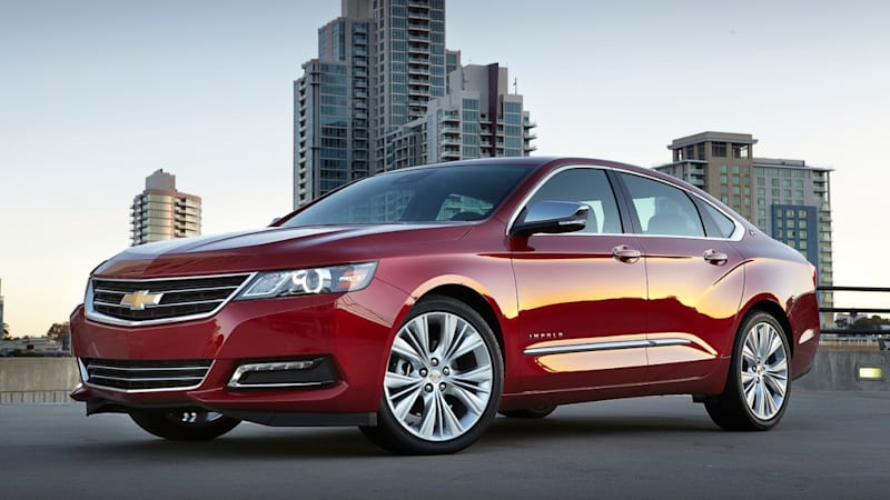New Chevy Impala >> Chevy Impala Could Be Next American Sedan To Die Autoblog